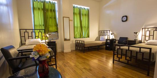 NY Hostel Dorm Rooms