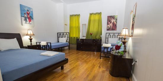 NY Hostel Private Room