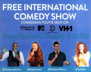 Hostel Comedy Show